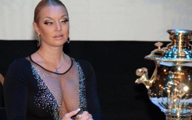 Интимные фото Волочковой: балерина планирует грандиозную месть