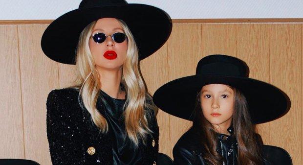 """Лобода провела доньку за лаштунки концерту Rammstein, Тілль допоміг: """"До коханого ходила"""""""