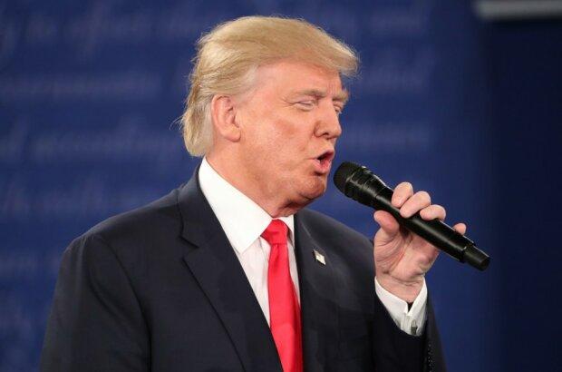 Трамп, фото - Tgcom24