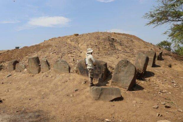 Розкопки, Andina