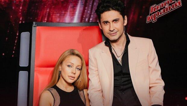 Тина Кароль и Дан Балан, фото с Instagram