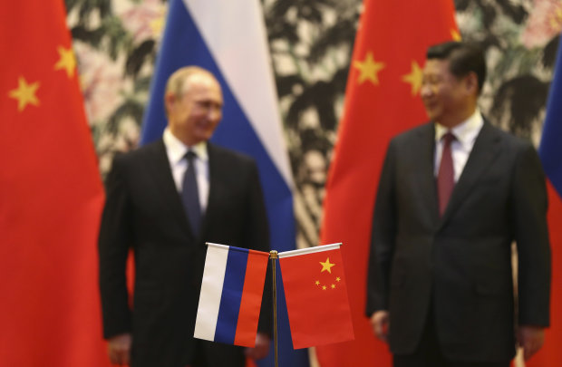 """Китай предложил Путину """"дружить"""" против США"""