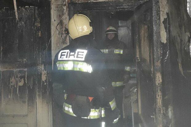 Харків'янин хотів помститися дружині і загинув у пекельній пожежі, люди стрибали з балконів