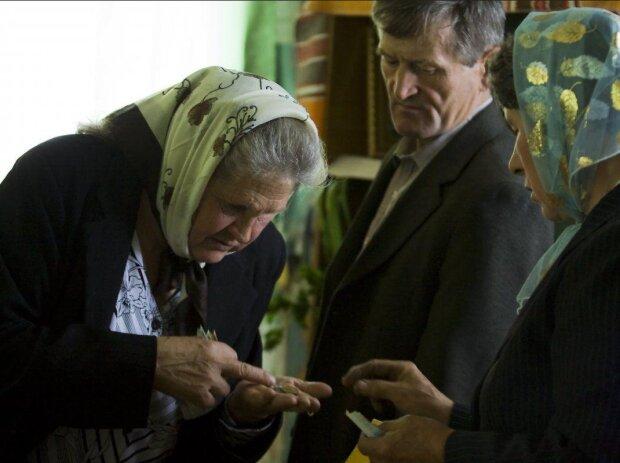 пенсионеры, иллюстративное фото unian