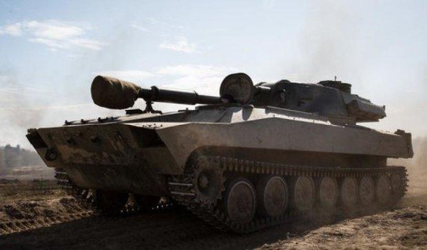 Бойовиків імітують відведення озброєнь на деяких ділянках - АП