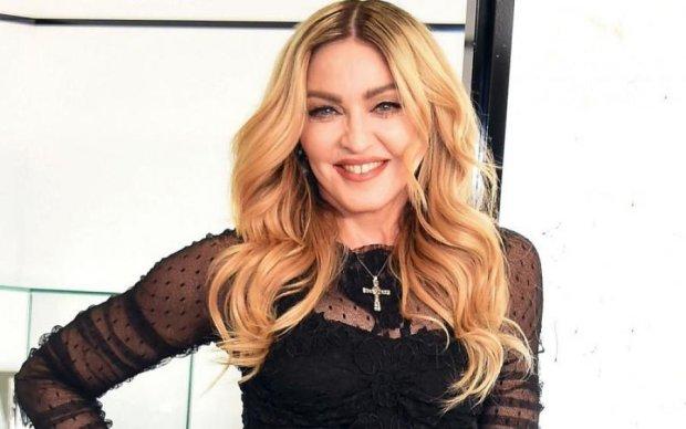 ТАКОЙ вы ее еще не видели! Интимные фото Мадонны всплыли в сети
