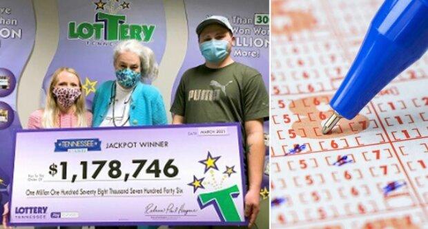 Лотерея, фото: Tennessee Education Lottery/