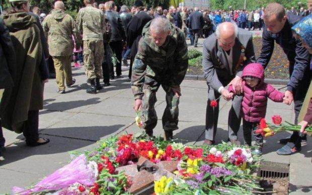 День Победы над нацизмом 9 мая: украинцы вспоминают величайшую трагедию века