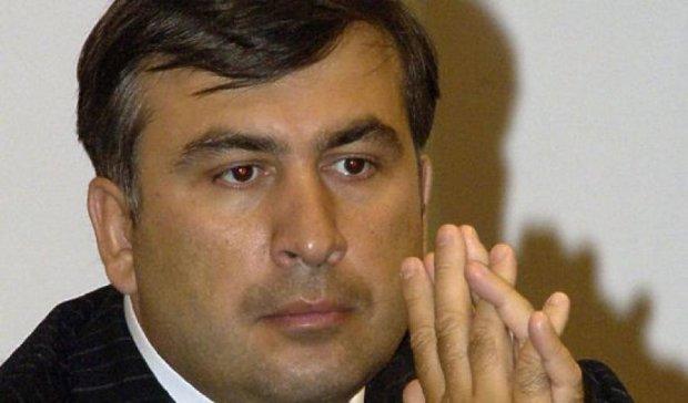 Саакашвили сделает из сожженного  Дома профсоюзов штаб ВМС
