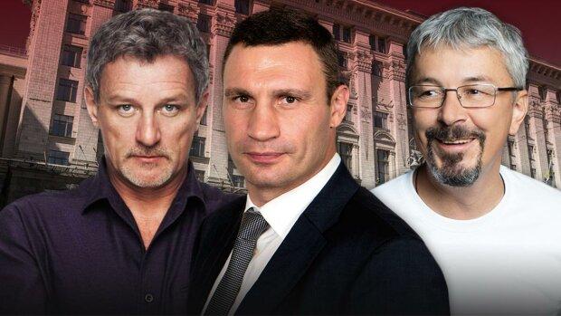 Под Кличко из-за Пальчевского зашаталось кресло мера: опубликованы реальные рейтинги