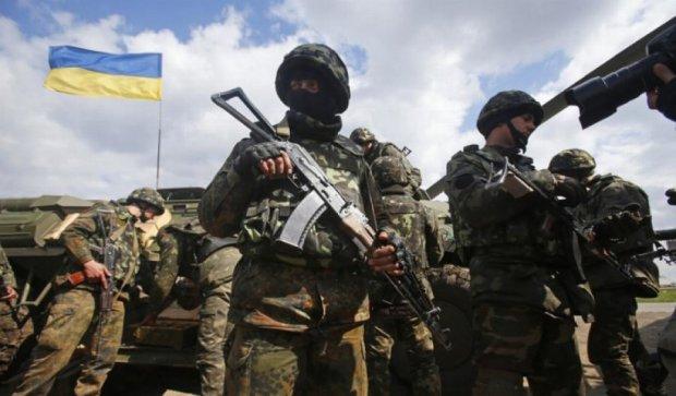 Військові оточують на Закарпатті гору Явірник (відео)