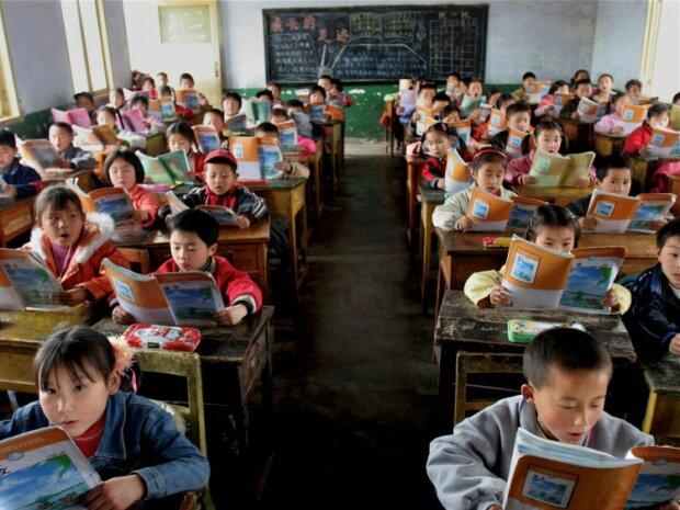 Фото из открытых источников, китайская школа