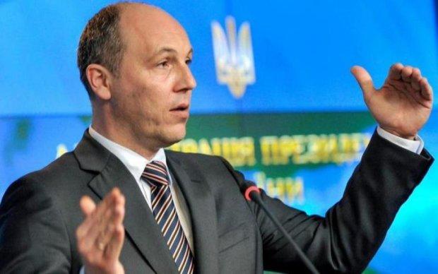 Газовый терроризм: Парубий закрутил служебный роман с МВФ