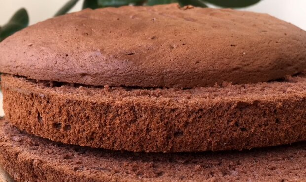 Шоколадный десерт, кадр из видео