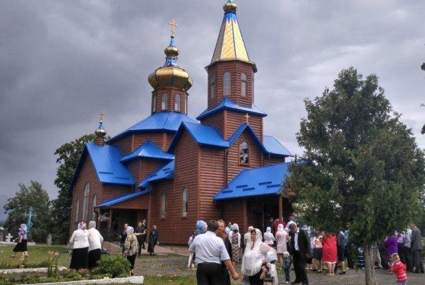 Храм на Тернопольщине