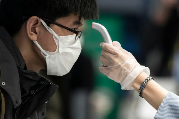 коронавірус в Китаї, фото: gettyimages