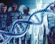 Гени інопланетян