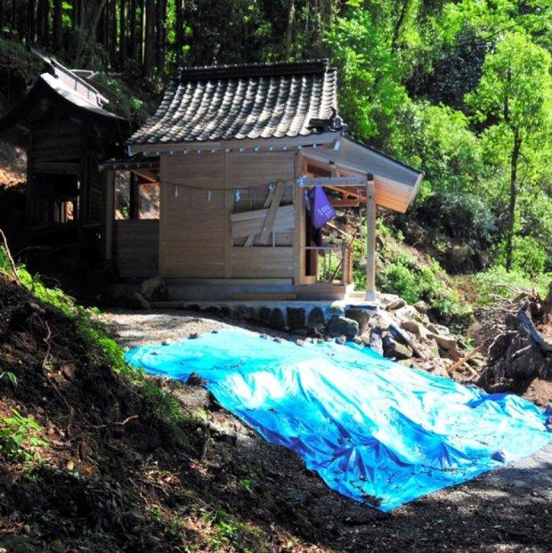 Розлом від землетрусу став культурною цінністю