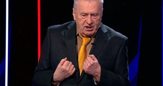 Володимир Жириновський, скріншот: Youtube