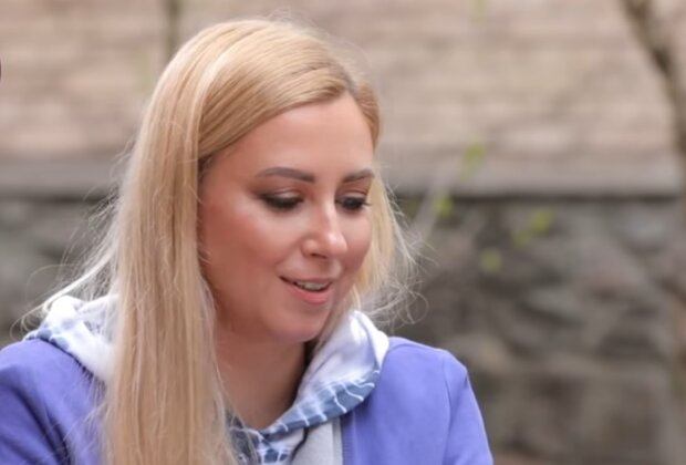Тоня Матвієнко, скріншот з відео