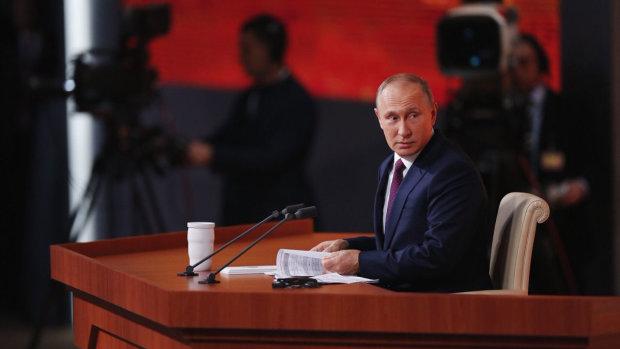 Хто переможе Путіна: у Тwitter назвали трьох кандидатів