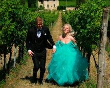 Аліна Гросу з чоловіком Олександром, Сlutch