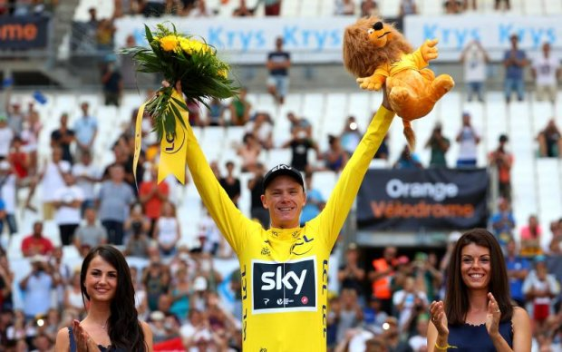 Тур де Франс: Британський гонщик гарантував собі чемпіонство