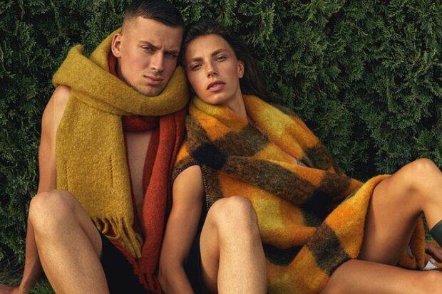 Схожі на Бонні і Клайда більше, ніж Пітт та Джолі: Марина Бех-Романчук з коханим повторили образи культового фільму