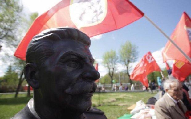 Безумная ватница из телевизора пригрозила украинцам Сталиным