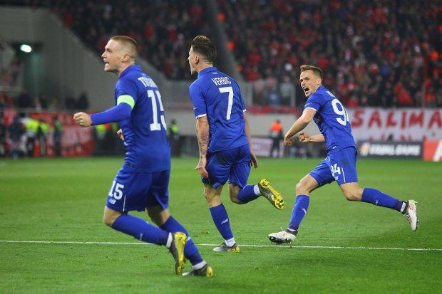 Динамо вырвало важную победу в Мариуполе