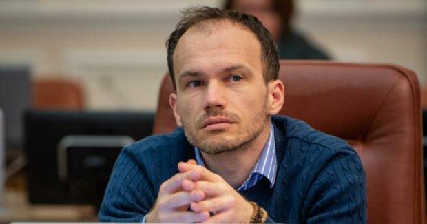 Министр юстиции Денис Малюска. Фото: liga.net