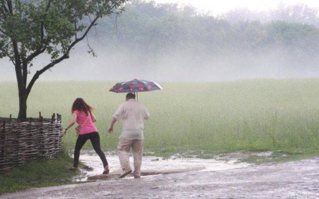 Погода на 24 августа: август решил испортить праздник
