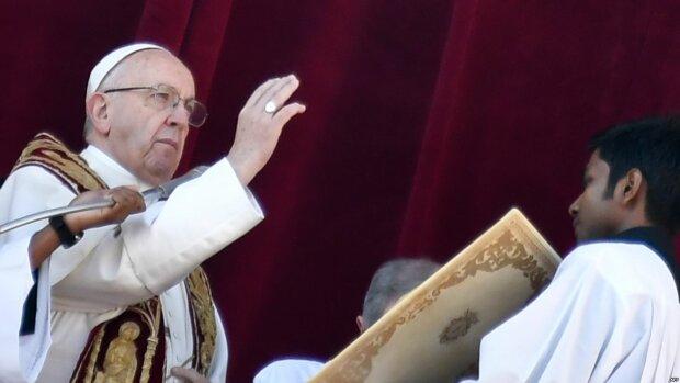Папа Римський Франциск, фото: vidia.ua