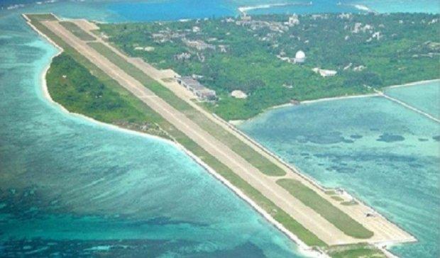США повідомили про китайську військову окупацію островів Спратлі