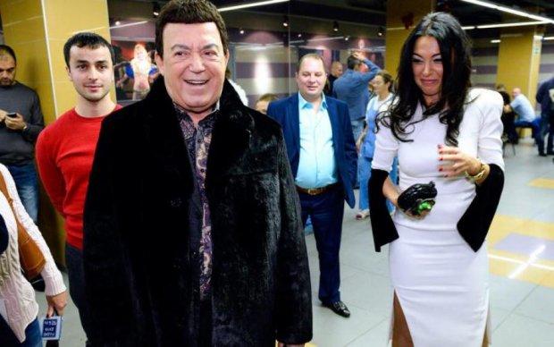 """Це розхолоджує: Кобзон """"наїхав"""" на українську співачку"""