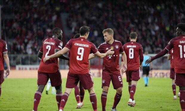 Бавария. Фото: football.ua