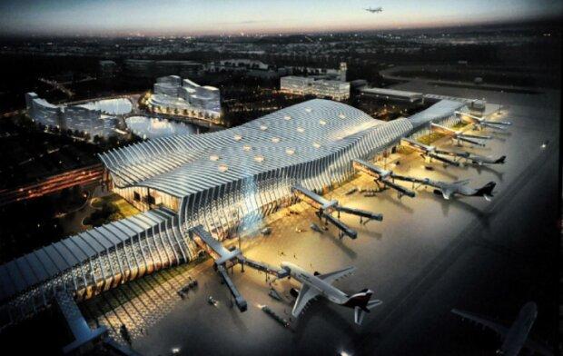 """Аеропорт """"Сімферополь"""", фото: krym-portal"""