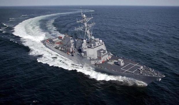 В порт Грузії увійшов ракетний есмієць США