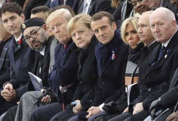 Світові лідери, фото Instagram