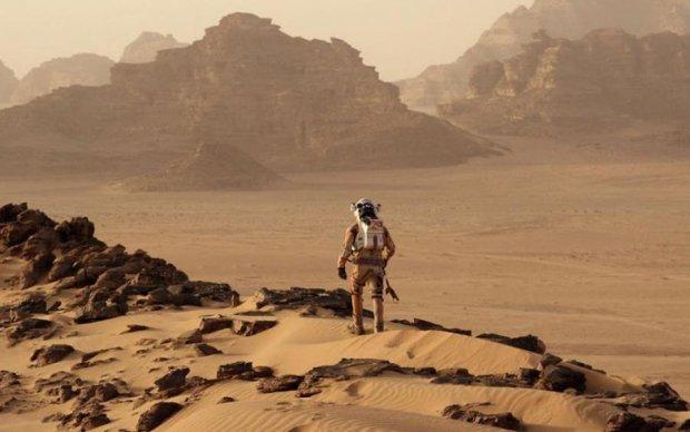 """На Марсе нашли """"древний подгузник"""""""