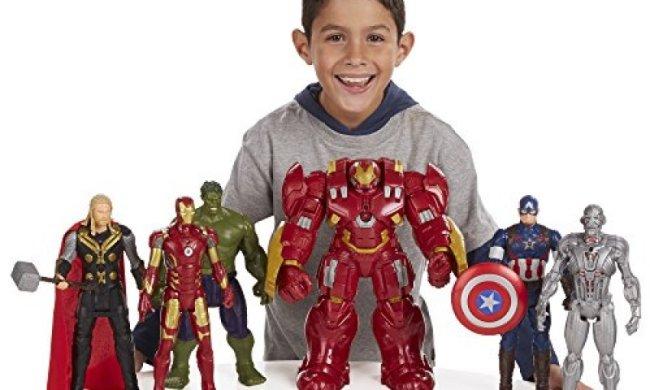 Відчуй себе супергероєм із фігурками Месників