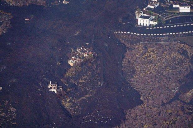 Виверження вулкана, фото: EPA