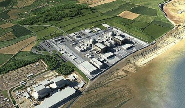Китай інвестує $9 мільярдів в будівництво АЕС у Великій Британії