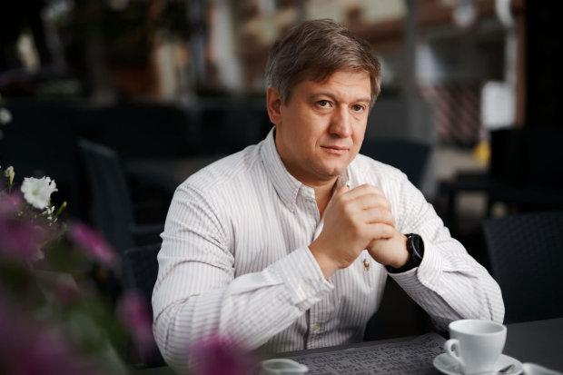 Данилюк проговорился о влиянии Коломойского на Зеленского