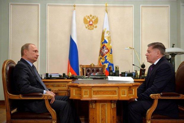 У Кремлі показали живого Путіна