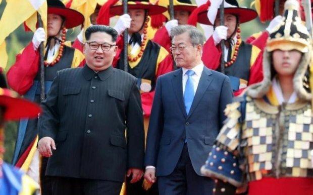 Примирение Корей: карикатурист показал запрещеное