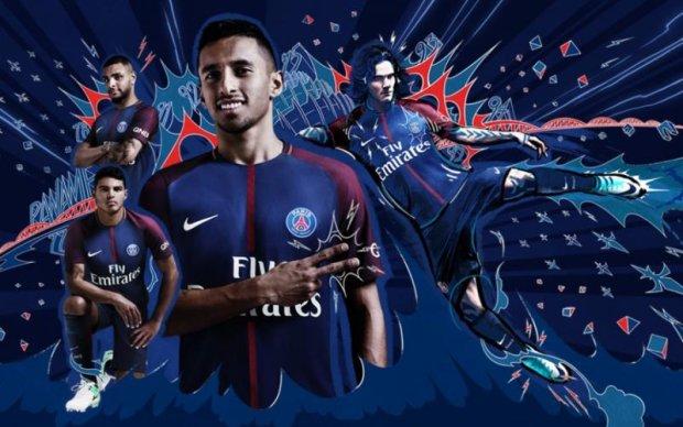 Французький гранд представив нову форму на наступний сезон