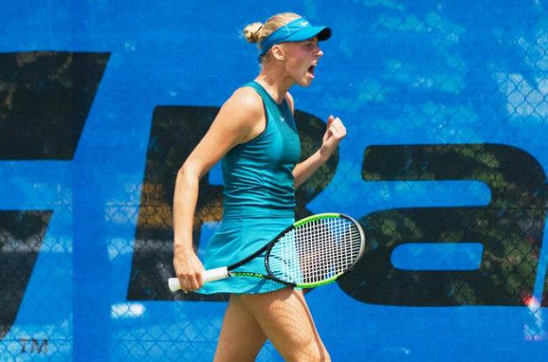 Лопатецкая победила на престижном турнире