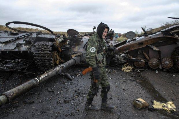"""Українські герої знищили """"військову міць"""" бойовиків: ходитимуть пішки"""