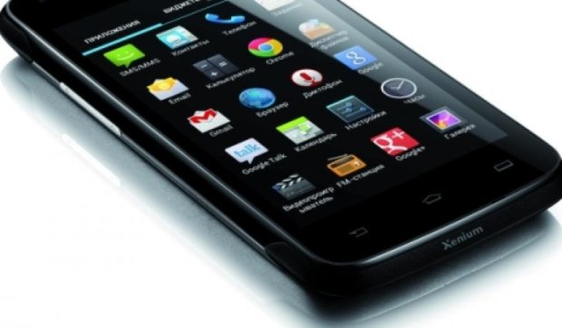 Philips випустив телефон, який тримає зарядку 2,5 місяці